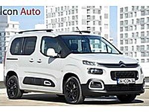 İCON AUTO - 0 KM - CAM TAVAN - DİZEL - OTOOMATİK - SHİNE Citroën Berlingo 1.5 BlueHDI Shine