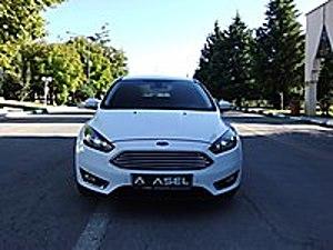 ASEL OTOMOTİV 2014 FORD FOCUS 1.6 TDCI TİTANİUM MANUEL ORJİNAL Ford Focus 1.6 TDCi Titanium