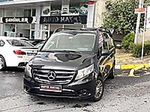 AUTO HAYAL VİP 2016 MERCEDES VİTO V.İ.P 9 1 RUHSATLI ORJİNAL Mercedes - Benz Vito Tourer 111 CDI Base Plus