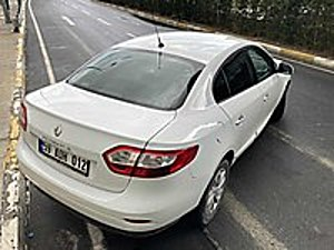 2014 MODEL - FLUENCE İCON - SERVİS BAKIMLI - ELEKTİRİKLİ FREN Renault Fluence 1.5 dCi Icon