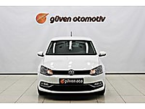 GÜVEN OTO DAN 2017 VW POLO 1.4 TDİ DSG COMFORTLİNE 82.000 KM Volkswagen Polo 1.4 TDI Comfortline
