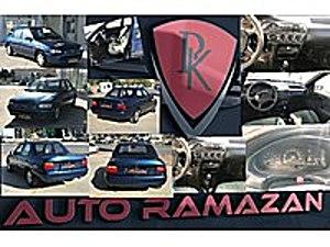 AUTO RAMAZAN DAN 1.6 CL KİLİMALİ ESCORT BİNİÇİDEN SATLIK Ford Escort 1.6 CL