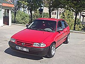 1993 MODEL OPEL ASTRA 1.4 GL LPG Lİ İŞLİ Opel Astra 1.4 GL