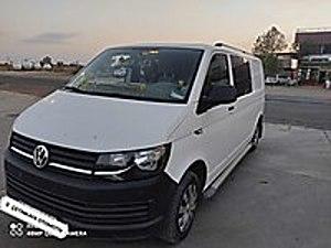 HATASIZ BOYASIZ EZİK ÇİZİK GÖÇÜK YOK 5 1 Volkswagen Transporter 2.0 TDI Camlı Van Comfortline