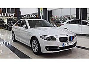 2015 BMW 525D xDRİVE PREMİUM HAYALET VAKUM HAFIZA PERDE BMW 5 Serisi 525d xDrive  Premium