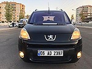 2010 MODEL PEUGEOT PARTNER SİYAH İNCİ Peugeot Partner 1.6 HDi Premium Pack