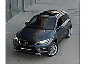ADİL OTOMOTİV DEN CAM TAVAN FUL SIFIR SEAT ATECA Seat Ateca 1.6 TDI Ecomotive Xcellence