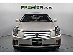 PREMİERAUTO DAN HASTASINA CADİLLAC V6 CTS 2 8 OTOMATİK LPG FULL Cadillac CTS 2.8