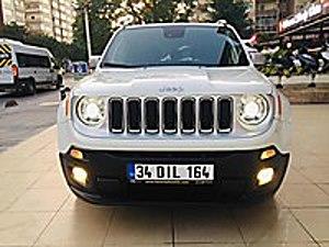ORJİNAL-BOYASIZ 2018 MODEL REENAGADE LİMİTED 47 500 KM DE Jeep Renegade 1.6 Multijet Limited