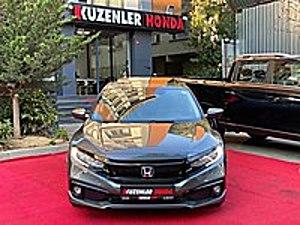 KUZENLER HONDA DAN 2020 CİVİC EXECUTİVE PLUS 182 BG  0  KM Honda Civic 1.5 VTEC Executive Plus