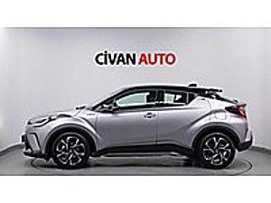 CİVAN 2020 TOYOTA C-HR 1.8 Hybrid PASSİON SİYAH TAVAN -SIFIR KM- Toyota C-HR C-HR 1.8 Hybrid Passion