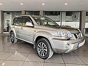 2002   MODEL NISSAN 4x4 X TRAİL 2.00 OTOMATİK ELEGANCE EMSALSİ Nissan X-Trail 2.0 Elegance