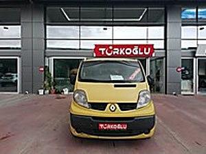 2013 MODEL 8 1 OTOMOBİL RUHSATLI Renault Trafic 2.0 dCi Grand Confort