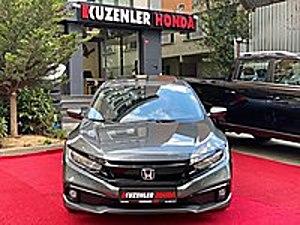 KUZENLER HONDA DAN 2020 CİVİC ECO EXECUTİVE OTOMATİK  0  KM Honda Civic 1.6i VTEC Eco Executive