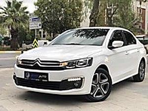 2017 MODEL CİTROEN C-ELYESE 1.6HDİ SHİNE 37.000KM HATASIZ-BOYASZ Citroën C-Elysée 1.6 HDi  Shine