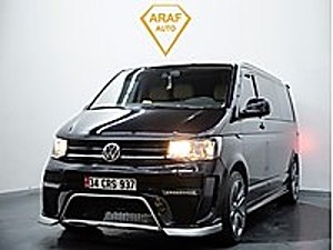2018 MODEL W.VAGEN ÖZEL TASARIM VİP ARA BÖLMELİ OTO.KAPI Volkswagen Transporter 2.0 TDI Camlı Van Comfortline