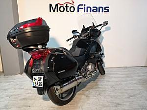 SENETLE MOTOR   HONDA NT 700 DEAUVILLE   MOTOFINANS FARKI ILE