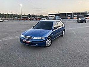BAKIMLI MASRAFSIZ 1999 MODEL ROVER 414 Sİ Rover 414 Si