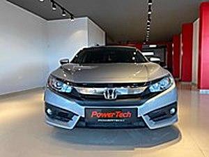 POWERTECH 2019 MODEL CİVİC 1.6 İ VTEC ECO ELEGANCE Honda Civic 1.6i VTEC Eco Elegance