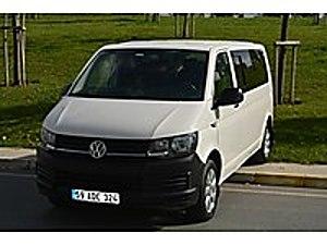 Bereket Oto dan Değişensiz Transporter 2.0 TDI Volkswagen Transporter 2.0 TDI Camlı Van