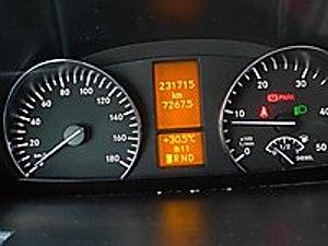 METSAN OTOMOTİV DEN OTOMATİK VİTES 2018 MODEL SPRİNTER Mercedes - Benz Sprinter 416 CDI