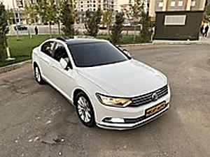 NECATİ OTO DAN 2015 PASSAT 1.6 TDİ COMFORTLİNE CAM TAVAN DSG Volkswagen Passat 1.6 TDI BlueMotion Comfortline