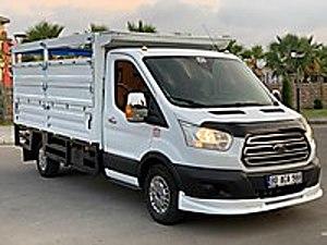 SIRAÇ GALERİDEN 2016 MODEL 350 L KLİMALI 3 İLAVELİ ÖZEL KASALIII Ford Trucks Transit 350 L