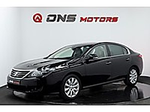 ONS MOTORS DAN 2014 LATİTUDE 2.0DCİ EXECUTİVE OTOMATİK 169BİN KM Renault Latitude 2.0 dCi Executive