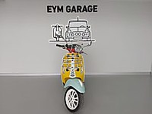 EYM GARAGE DEN VESPA WOTHERSPOON Vespa Primavera 150