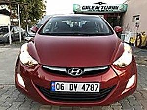 2012 ELENTRA TR DE TEK 21.ooo KM NOKTA HATASIZ STYLE    Hyundai Elantra 1.6 D-CVVT Style