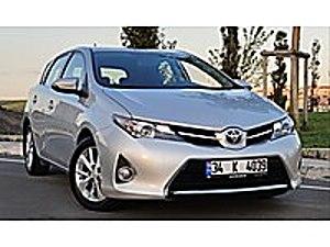 68.250 KM DE 2013 TOYOTA AURİS 1.6 ACTİVE OTOMATİK VİTES Toyota Auris 1.6 Active
