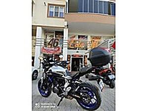46 EDE MOTORS tan Satılık Tertemiz Masrafsız Yamaha MT-07
