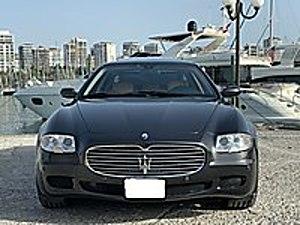 GÖKTUĞ MOTOR DAN FER-MAS ÇIKIŞLI 2007MODEL MASERATİ QUATTROPORTE Maserati Quattroporte 4.2 Automatica