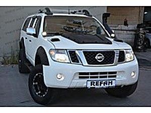 2012 NAVARA 2.5 D 4X4 SUNROOF ŞNORKEL LET DODİKLER TAVN ÇITA BAR Nissan Navara 2.5 TDI 4X4 LE
