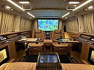 ÖNCÜ OTOMOTİV   2020 MODEL 0 KM MERCEDES VİTO 116 CDI V.I.P Mercedes - Benz Vito Tourer 116 BlueTec Pro