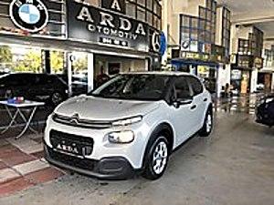 ARDA dan 2017 C3 1.6 BlueHDI Start Stop LİVE HATASIZ Citroën C3 1.6 BlueHDi Live