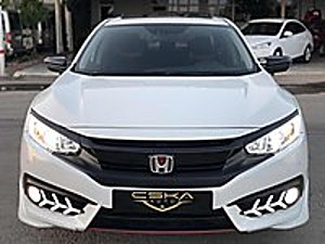 2016 Civic 1.6 i-VTEC LPG Hatasız Boyasız 27 Bin Km Honda Civic 1.6i VTEC Eco Elegance
