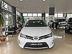 UĞUR OTO 2014 AURİS 1.4 D-4D M M CAM TAVAN GERİ GÖRÜŞ 47.000 KM Toyota Auris 1.4 D-4D Advance