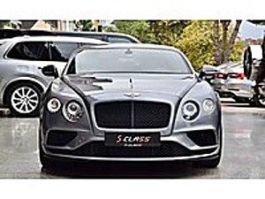 SCLASS 2016 BENTLEY CONTINENTAL GT 4.0 V8 S BAYİ HATASIZ Bentley Continental GT
