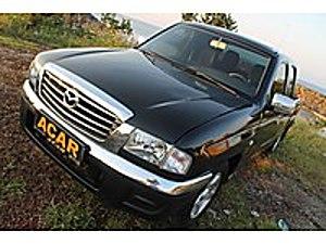 FIRSAT ARACI   2005 TURBOLU KLİMALI TEMİZ BAKIMLI MAZDA B2500 Mazda B Serisi B 2500