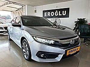EROĞLU   2019 HONDA CIVIC 1.6 ECO EXECUTIVE LPG 33.000KM FULLL Honda Civic 1.6i VTEC Eco Executive