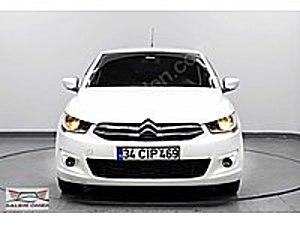 ÇELİK MOTORS DAN EMSALSİZ TEMİZTE FULL FULL C-ELLYSE EXCLUSİVE Citroën C-Elysée 1.6 HDi  Exclusive