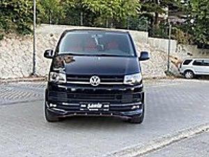 2018 MODEL VOLKSWAGEN TRANSPORTER 2.0 TDİ 150 BG VİP Volkswagen Transporter 2.0 TDI Camlı Van Comfortline