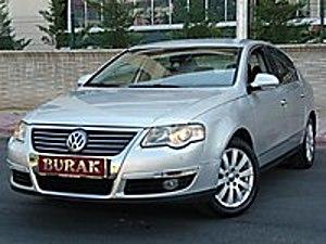 BURAK GALERİ DEN BAKIMLI VE TEMİZ 2006 VW PASSAT 1.6 COMFORT DSG Volkswagen Passat 1.6 FSI Comfortline