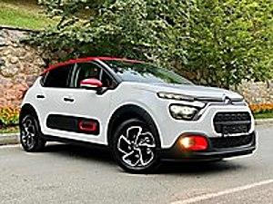 2020-MAKYAJLI-0 KM SHİNE -ISITMA-ŞERİT TAKİP-AHŞAP KAPLAMA-GERİ Citroën C3 1.2 PureTech Shine