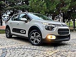 2020 MODEL   0  KM CITROEN C3 1.2 PURETECH EAT6 TAM OTOMATİK Citroën C3 1.2 PureTech Feel Bold