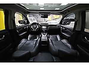 SADECE BİR ÇAMURLUK DEĞİŞEN GERİSİ HATASIZ BOYASIZ ÇOK ÇOK TEMİZ Nissan Qashqai 1.6 dCi Black Edition Premium Pack