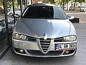 2005 ALFA ROMEO 156 SANRUF LPG DEGİŞENSİZ 2 Cİ SAHİBİNDEN Alfa Romeo 156 1.6 TS Progression