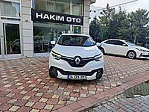 2016 RENAULT KADJAR 1.5 DCİ İCON EDC OTOMATİK 113 BİNKMDE Renault Kadjar 1.5 dCi Icon