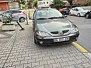 MEGANE 1 6 16V - ORJİNAL 195 000 KM Renault Megane 1.6 RTE